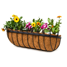 Window Boxes Planters Outdoor Decor