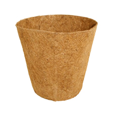 Coconut Fabric Planter Liner
