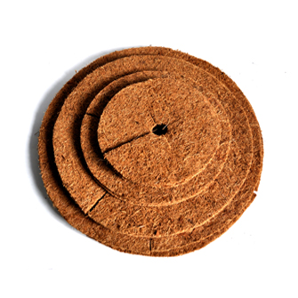 Safety Coir Mulch Tree Ring